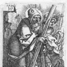 Cristo y los doce apóstoles