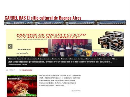 GARDELBAS el sitio cultural