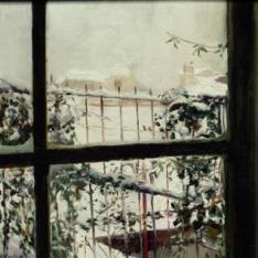 Terraza nevada