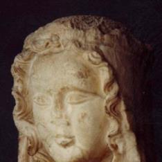 Cabeza de Virgen