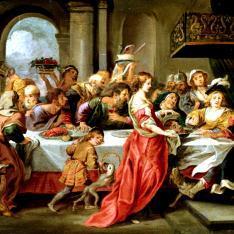 El Festín de Herodes