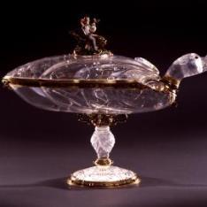 Gran vaso denominado Copa del Emperador Rodolfo II