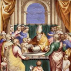 Expulsión de Joaquín del Templo
