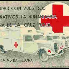Ayudad con vuestros donativos, la humanitaria obra de la Cruz Roja