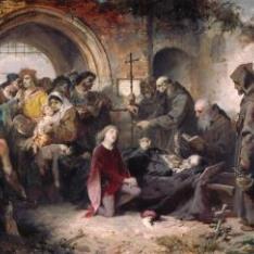 Entierro del condestable don Álvaro de Luna
