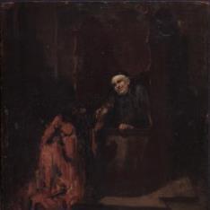 En el confesonario