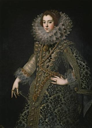 Isabel de Borbón, reina de España, primera esposa de Felipe IV