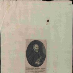 Retrato del jesuita Jeremías Drexelio