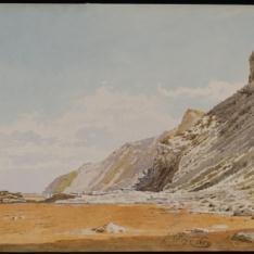 La playa de Itzurun, Zumaia