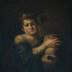 La moza del barril