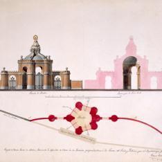 Proyecto para la Puerta de Atocha de Madrid