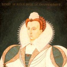 Renée de Rieux, duquesa de Chateauneuf