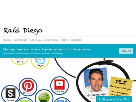 Raúl Diego - De las TIZAS a las TIC´zas