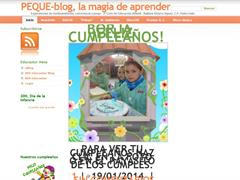 PEQUE-blog