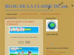 Blog de la classe de 2n