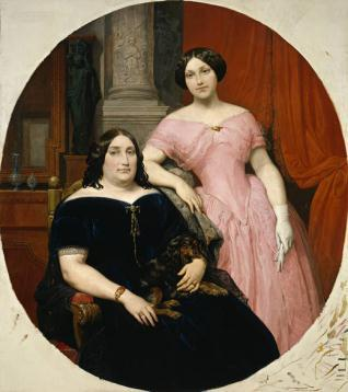 Magdalena Parrella y su hija Elisa Tapia