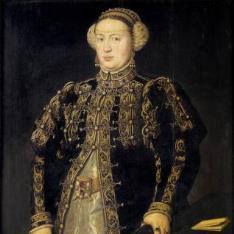 Catalina de Austria, esposa de Juan III de Portugal