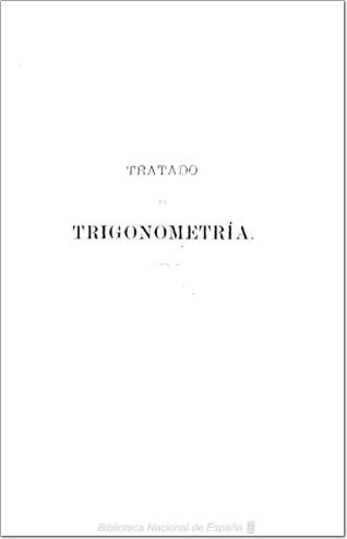 Tratado de trigonometría