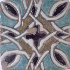 Azulejo de cuerda seca