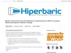 GAREX Hiperbaric