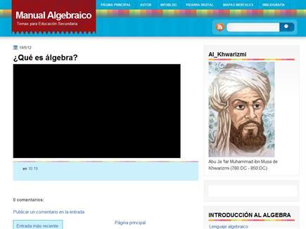 Manual Algebraico