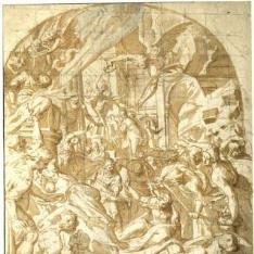 Martirio de San Judas Tadeo