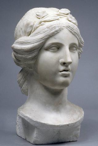 Retrato femenino (cabeza)