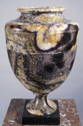 Copa de fluorita