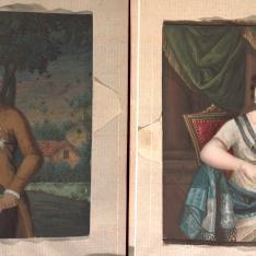 Carlos IV y María Luisa de Parma