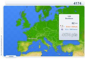 Städte Europas. Geographie Spiele