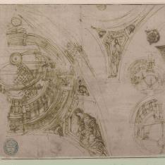 Proyecto para la decoración de una cúpula