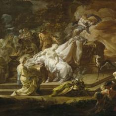 El sacrificio de Ifigenia