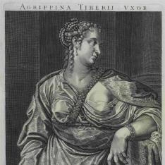 Retratos de Emperadores y Emperatrices Romanas