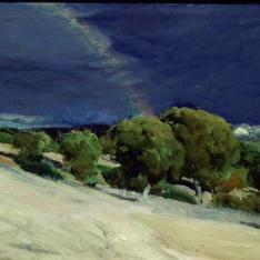 El arco iris, El Pardo