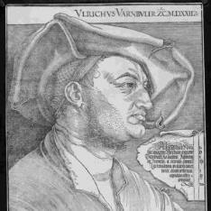 Retrato de Ulrich Varnbüller
