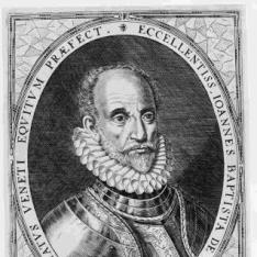 Retrato de Giovanni Battista de Monte