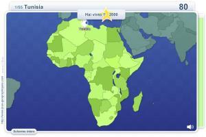 Geo Quizz Africa. Giochi geografici