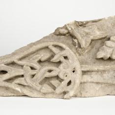 Fragmento de relieve califal