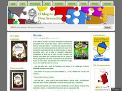 El blog de don Gerundio