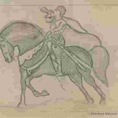 Figura a caballo