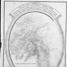 Mapa del estado y carreras para el giro de la correspª General