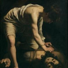 David vencedor de Goliat