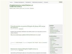 Asesoría competencia lingüísitca