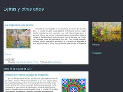 Letras y otras artes