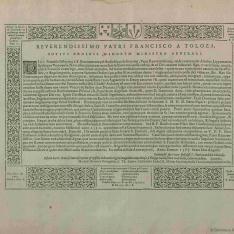 D. SERAPHICI FRANCISCI TOTIUS EVANGELICAE