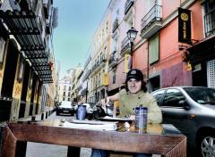 Exprimiendo Madrid