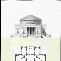 Museo o edificio consagrado a las Bellas Artes