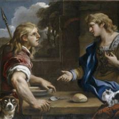 Esaú y Jacob (El cambio de la primogenitura)