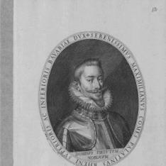 Retrato de Maximiliano I, Elector de Baviera