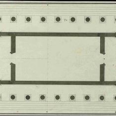 Templo períptero según Vitruvio
